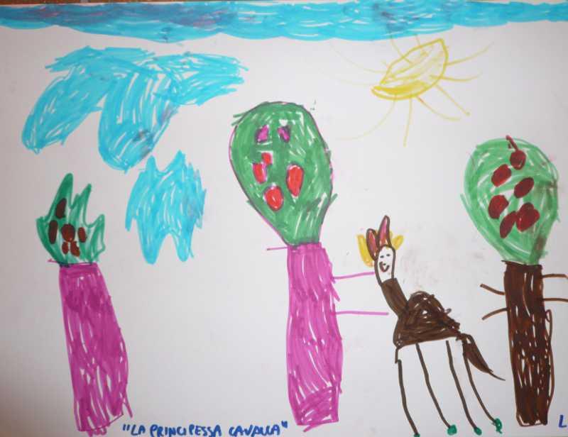 Disegno Di Un Bambino : Disegni bambini archivi taulablog